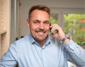 Ansprechpartner Frank Weber